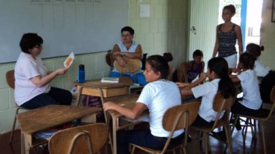 Costa Rica Literacy Project