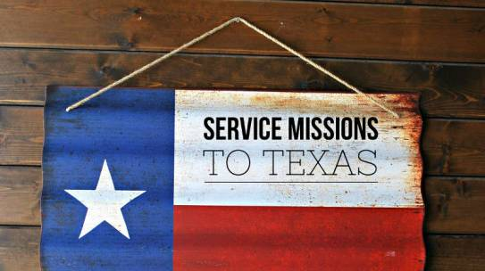 Responding to Harvey – Led2Serve adds Houston to USA Journeys