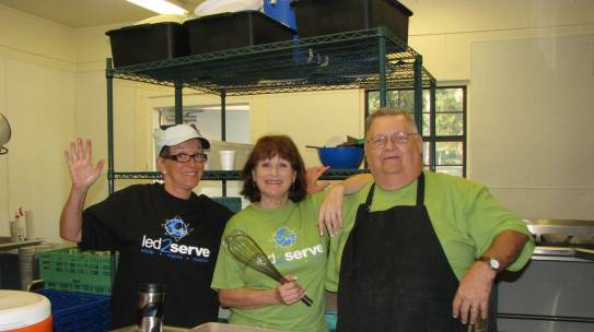 Kitchen Camp-n-Serve